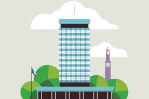 logo mairie budget