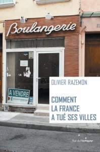 Livre d'Olivier Razemon