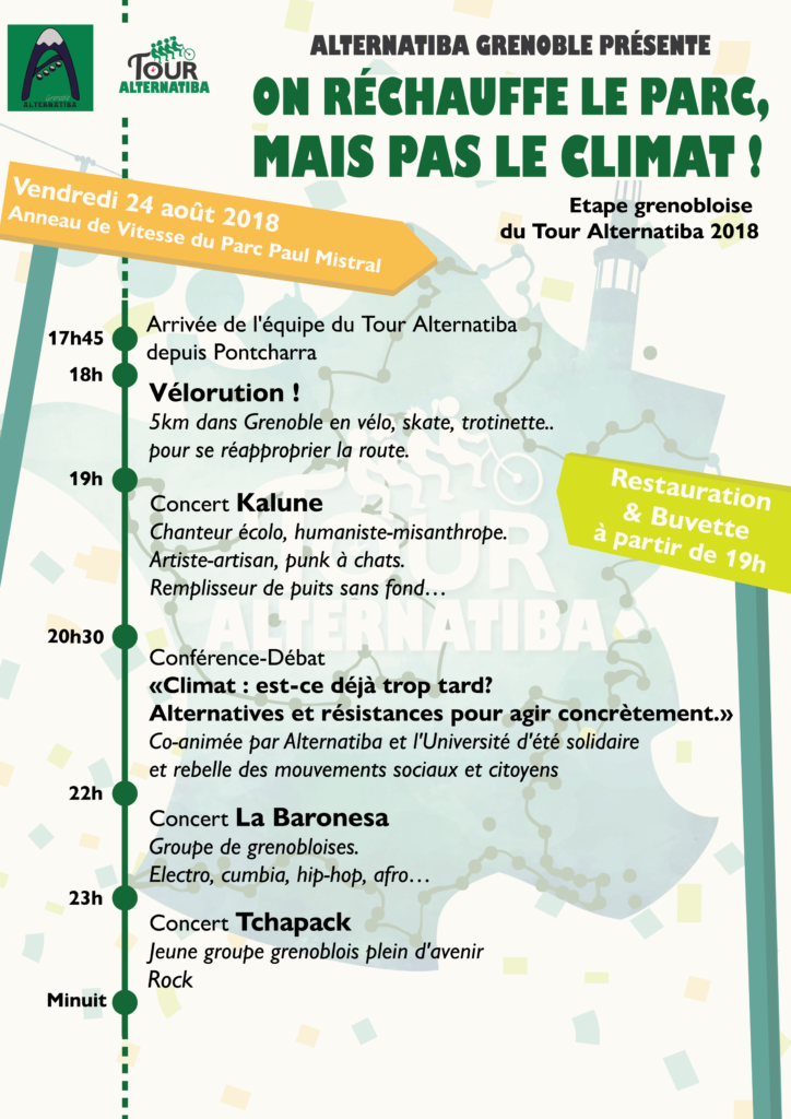 programme vendredi alternatiba