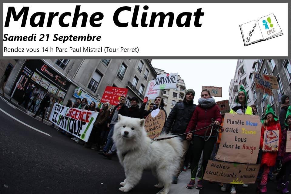 Marche climat 21.9.19