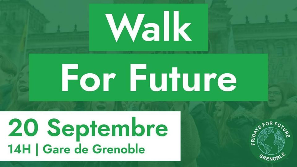 walk for future